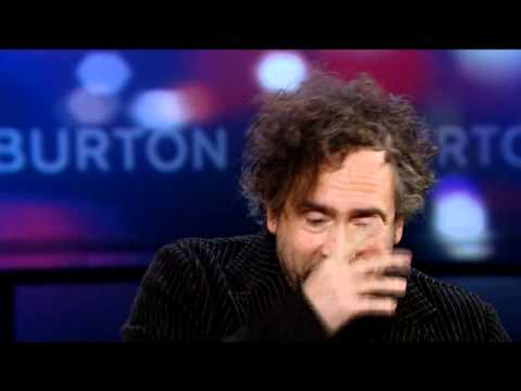 Tim Burton on why he moved in with Grandma