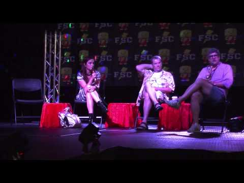 Florida Supercon 2014 So... You Want to be a Voice Actor?