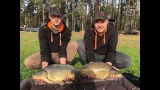 Осіння рибалочка і закриття сезону 2020 на озері Плитниця