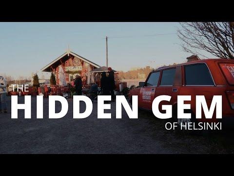 The hidden gem of Helsinki |VLOG017