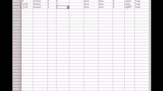 Erstellen Sie R-Tabelle mit SPSS