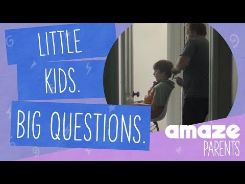 Little Kids, Big Questions (About Masturbation).