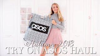 AUTUMN TRY ON ASOS HAUL ~ Autumn Fashion Edit ~ Freddy My Love