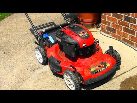 How To Fix A Toro Lawnmower That Starts Then S Will Not Stay Running Stops