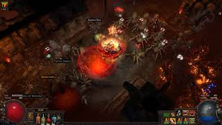 [3.1] Crimson Cyclone - 5L Ghosted Phoenix Deathless Ele Weak Extra Life