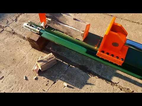 Despicator lemne hidraulic