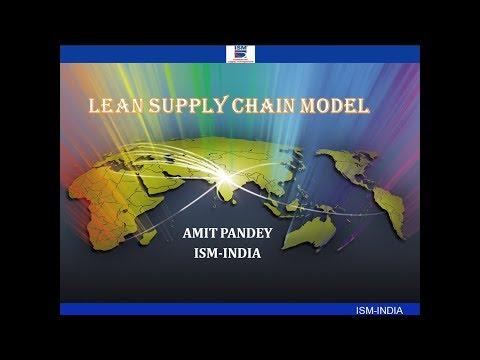'Lean Supply Chain Model'
