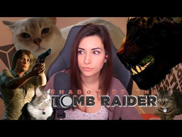 Alinity + Lara: Shadow of the Tomb Raider Gameplay Highlights from Twitch