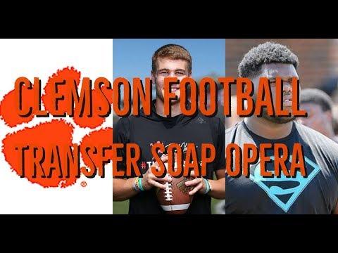 Clemson Football Soap Opera/Hunter Johnson & Josh Belk Transfer
