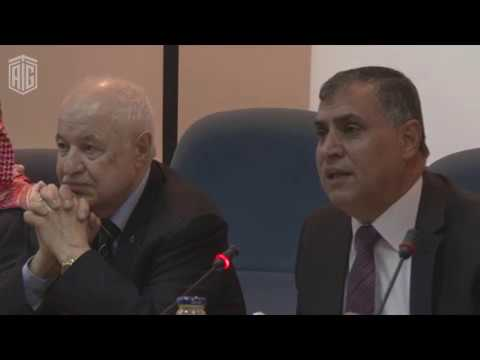 Freedom Center for Development and Human Rights hosts HE Dr. Talal Abu-Ghazaleh