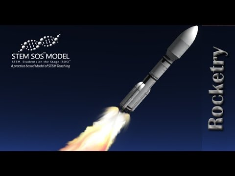 STEM SOS Level 3 - Harmony TARC Rocket Models