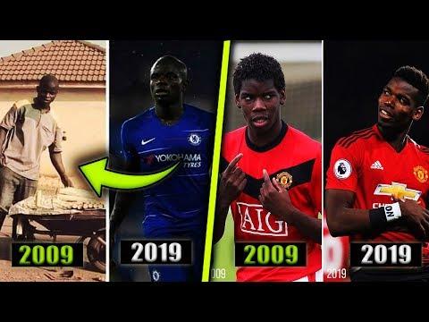 PIŁKARSKI 10-Year CHALLENGE.. Jak zmieniły się Gwiazdy piłki nożnej?