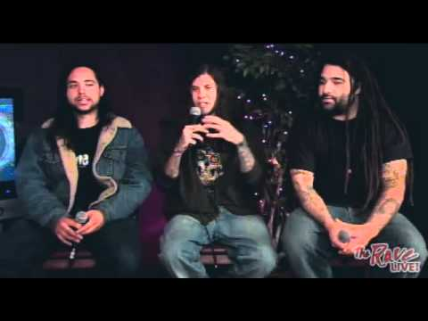 Smile Empty Soul exclusive backstage interview