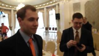 Бонус видео свадьба 26 апреля 2014