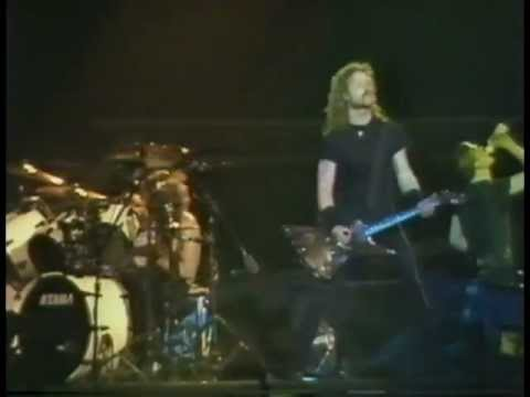 Metallica  Am I Evil?  19930301 Mexico City, Mexico  Sh*t audio
