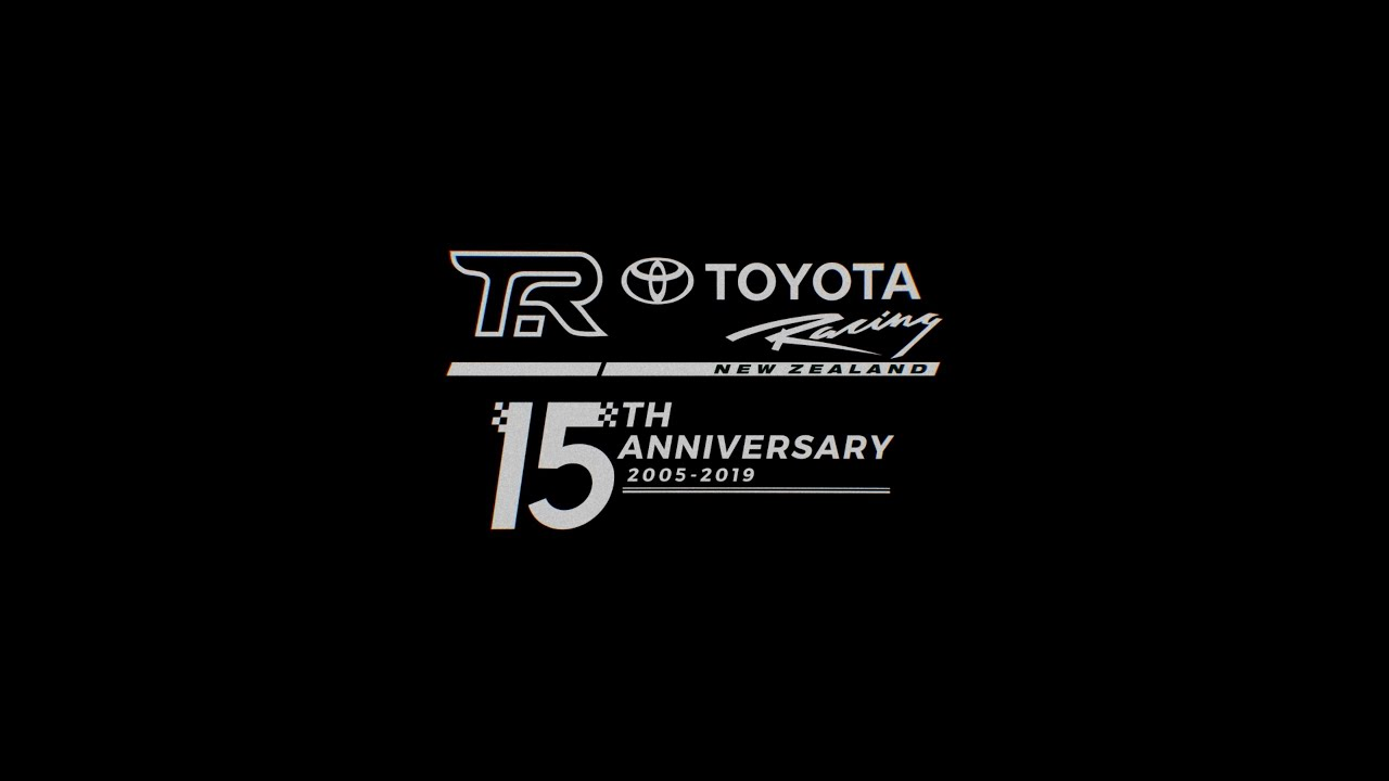 Toyota Racing New Zealand Celebrates 15th Anniversary