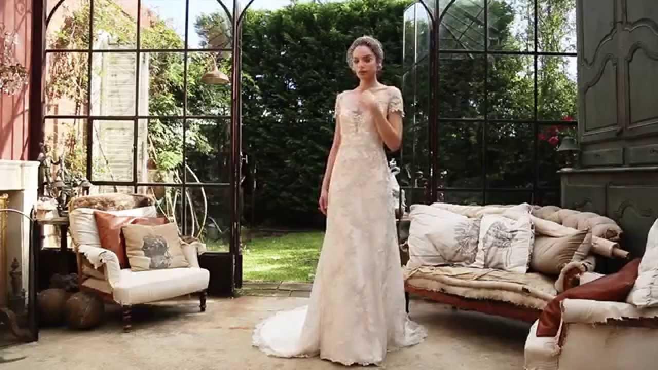 Maggie Sottero Carlynne Bridal Dress 5MR605 - YouTube