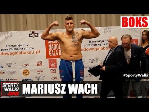 "BN 14: Mariusz Wach vs ""Eric Molina"""