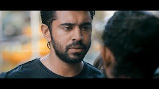 Pooja Meets Giri | Ohm Shanthi Oshaana Malayalam Movie | Scene 1 | ManoramaMAX