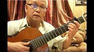 Dấu Chân Địa Đàng (Tiếng Hát Dạ Lan) (Trịnh Công Sơn) - Guitar Cover by Hoàng Bảo Tuấn