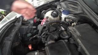 TUTO Faire une vidange moteur 207 206 C3 1,4HDI