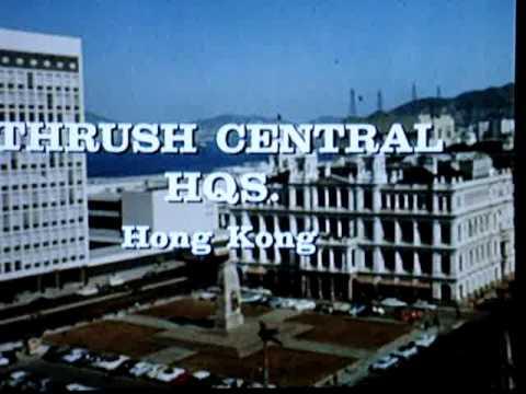 "Nice "" T.H.R.U.S.H. Secretary "" 1 / 4 "" The Man From U.N.C.L.E. """