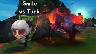 Smite vs Tankers [Teemo vs Ornn]