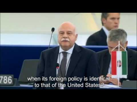 Georgios epitideios Turkey Does Not Recognise Cyprus and the EU Tolerates That (subtitles)