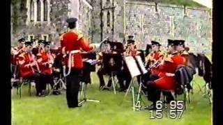 The Rising of The Lark - Band of The Welsh Guards