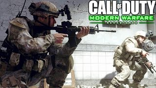 Call of Duty 4 Modern Warfare Remastered: Charlie Don