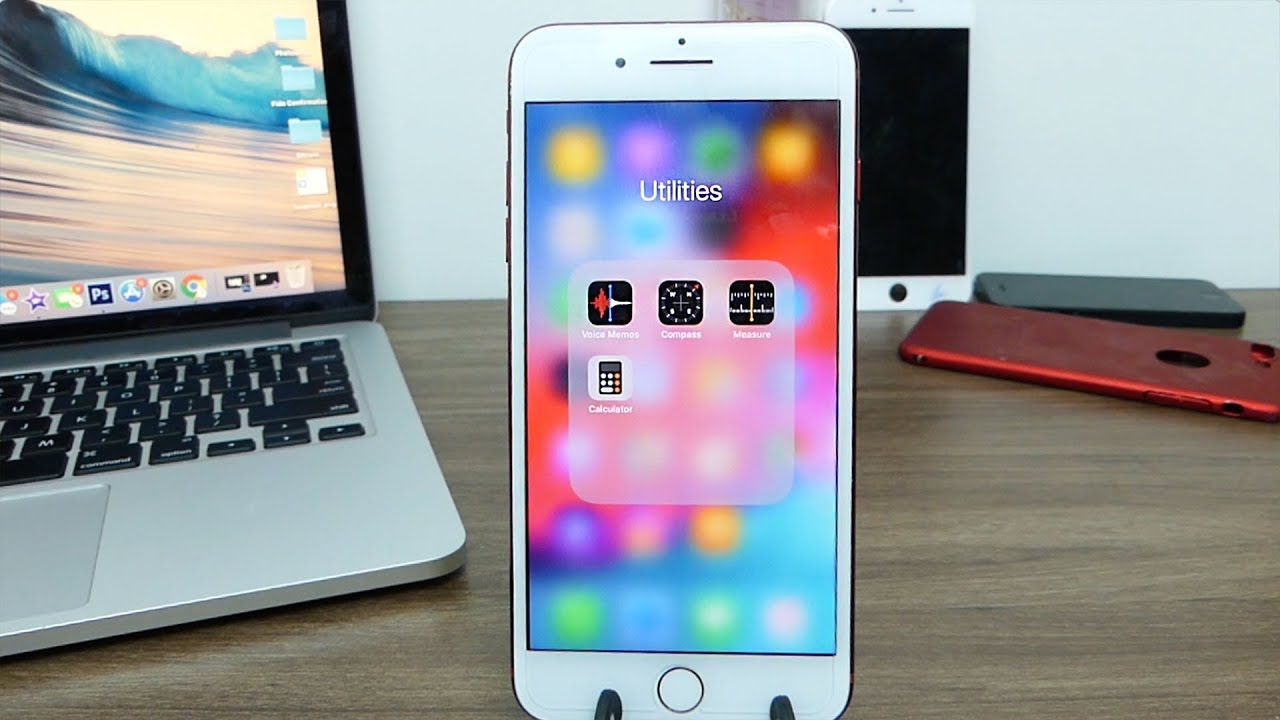 Iphone 7 Running Ios 12 Beta 1 Performance Review Youtube