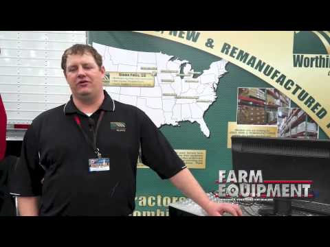 Worthington Ag Parts Shows Multiple Products