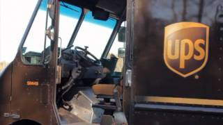 safety tips for UPS drivers