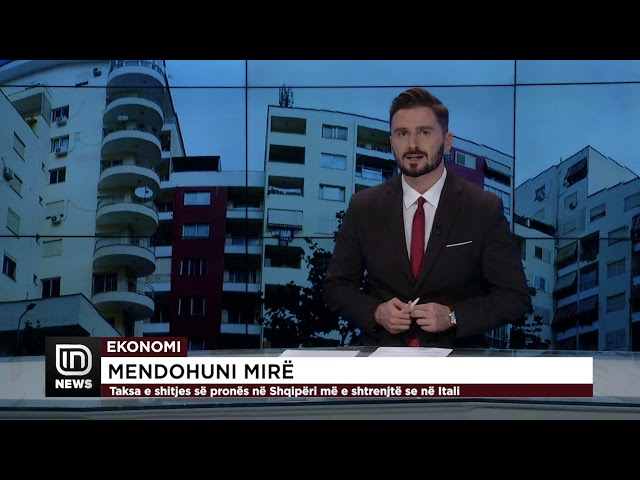 IN News 11/09/2019 | IN TV Albania