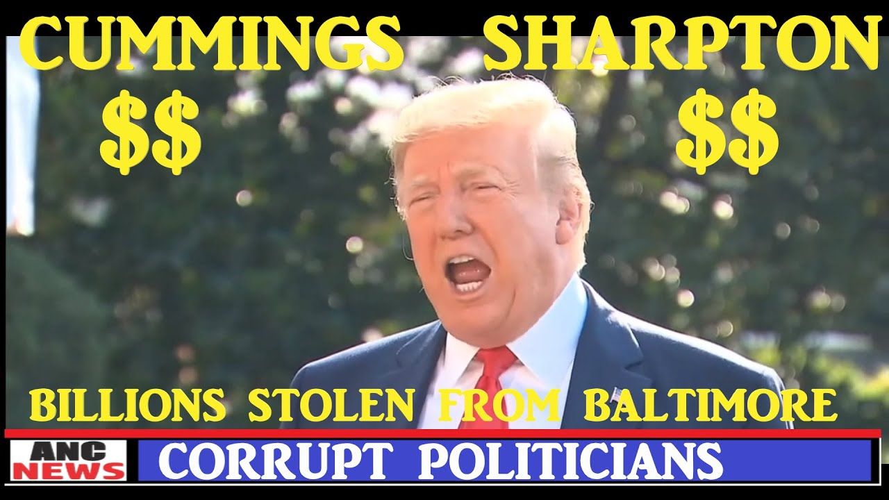 President TRUMP Speaks on How Politicians Destroyed Baltimore