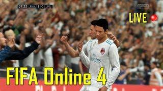 FIFA Online 4: A.C.Milan เข้า Semi-Pro เริ่มยากล่ะ
