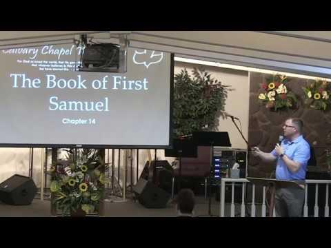 09 May 2018 | CCWO Midweek Study | 1 Samuel 14 I Pastor Dan Jacobson