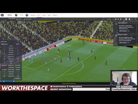 Liverpool live #12 - football manager 2017