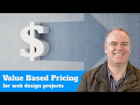 Value based pricing for web design projects - 3 examples