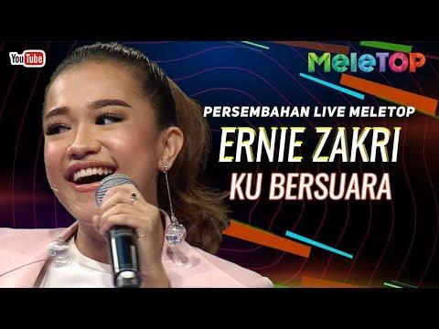 Ernie Zakri - Ku Bersuara | Persembahan Live MeleTOP | Neelofa & Remy Ishak