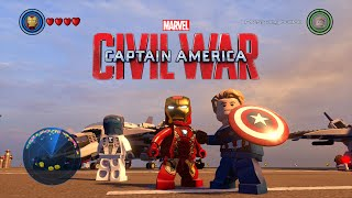 LEGO Marvel's Avengers - Captain America: Civil War Character Pack DLC (Playstation Exclusive)