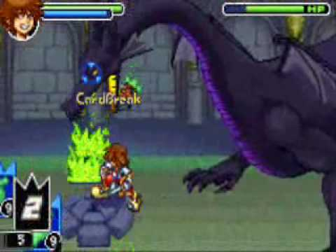 Game Maleficent Dragon Kingdom Hearts Wiki The Kingdom