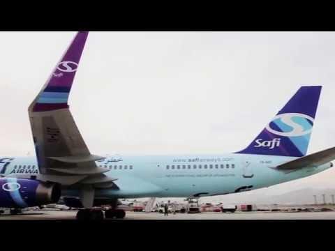 Safi Airways Kabul, Mazar-e-Sharif Daily Flight