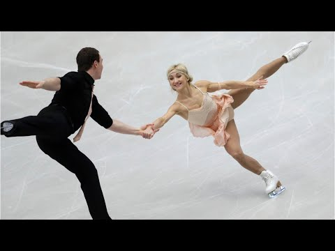 German Figure Skaters Break World Record With Gold-Medal Routine