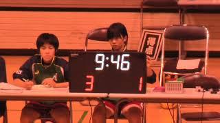 ハンドボール最高!2017 札幌市民大会! 決勝 月寒vs静修
