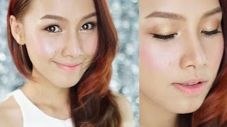 How-To : แต่งหน้าผิวฉ่ำ Glowing Skin Makeup Thumbnail
