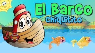 El Barquito Chiquitito (Rondas y Canciones Infantiles) thumbnail