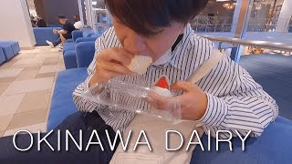 오키나와의 아기자기한 레고 전시회!! 떡도 먹고 게 과…