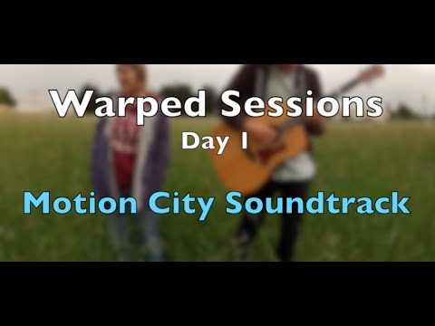 When You're Around - Motion City Soundtrack (Warped Sessions #1)