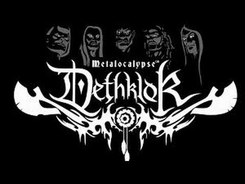 [Metalocalypse] │Temporada 1 │ Capítulo 1 │ Dethklok Curse │